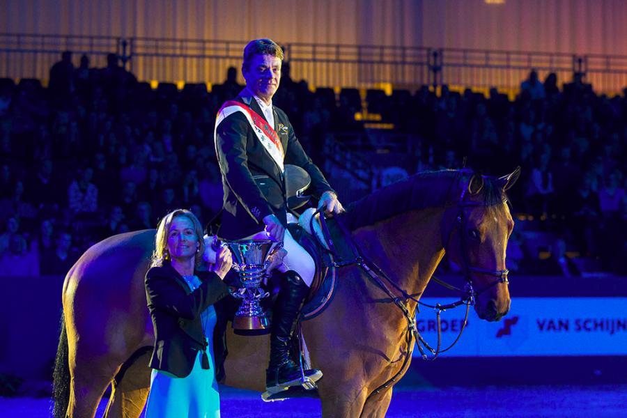 Anky's column in de Telegraaf 'Paarden verkopen is echt een vak apart'