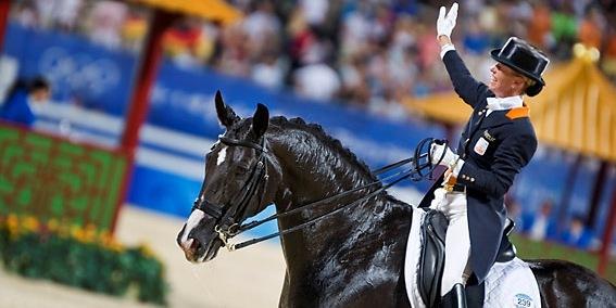 Gouden Salinero Olympische Spelen Hong Kong 2008